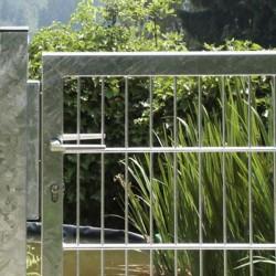 Kombi Gartentor Einzeltor